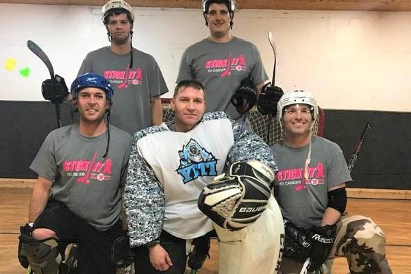 Randy Carlson Hockey Tournament 2019 Landis small
