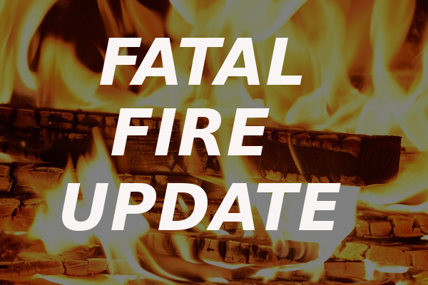 fatal fire update