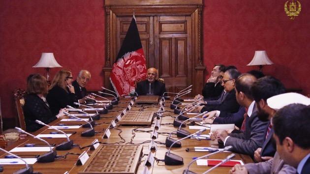 Afghan Presidency Press Office / Handout/Anadolu Agency/Getty Images