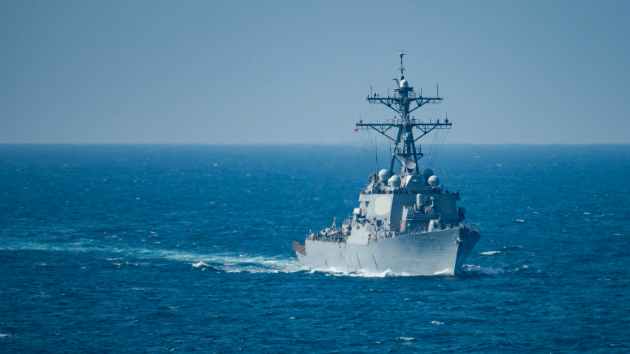 U.S. Navy photo by Mass Communication Specialist 3rd Class Tyler Diffie/Released