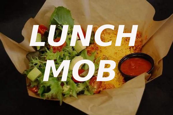 Presko lunch mob
