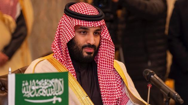 Bandar Algaloud / Saudi Kingdom Council / Handout/Anadolu Agency/Getty Images