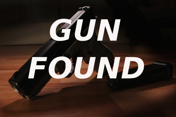 gun found pistol