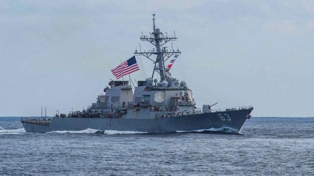 Kelsey J. Hockenberger/U.S. Navy, FILE