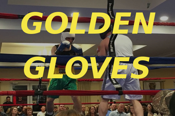 Golden Gloves WPAL boxing