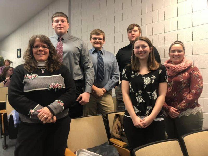 Senior Scholastic Challenge 2019 Clearfield