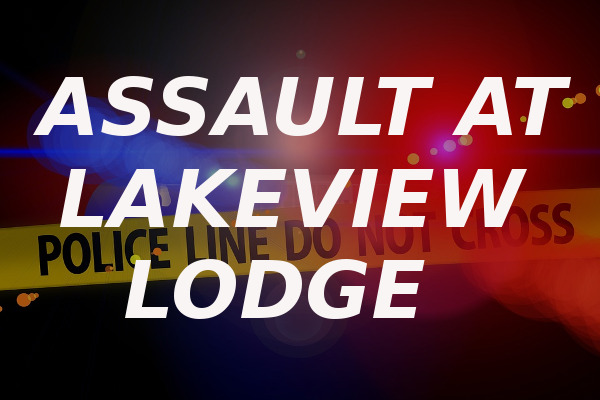 assault Lakeview Lodge