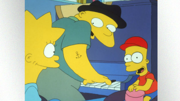 THE SIMPSONS ™ and © 1991 TTCFFC