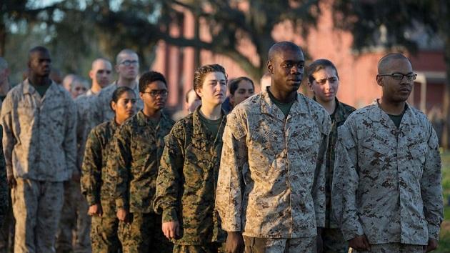 Sarah Stegall/U.S. Marine Corps