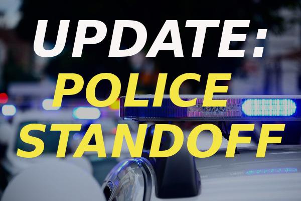 update police standoff