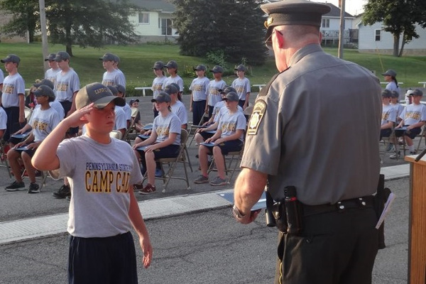 Camp Cadet Program small