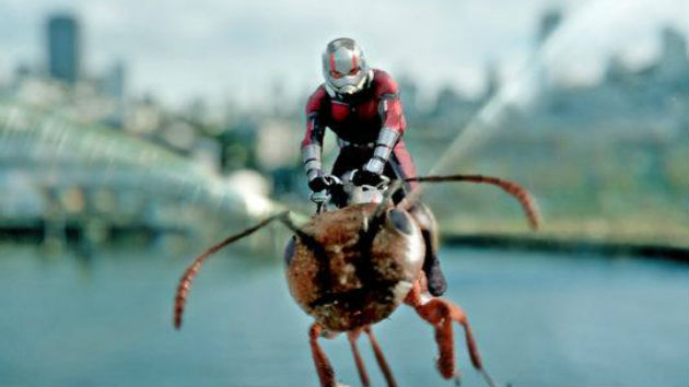 """""""Ant-Man and The Wasp"""" - 2018 Marvel Studios"""