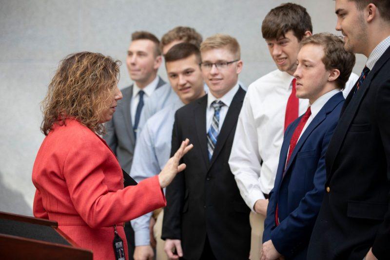 PennDOT Workzone Safety Honor students