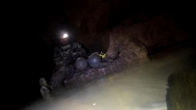 Edd Sorenson/Cave Adventurers