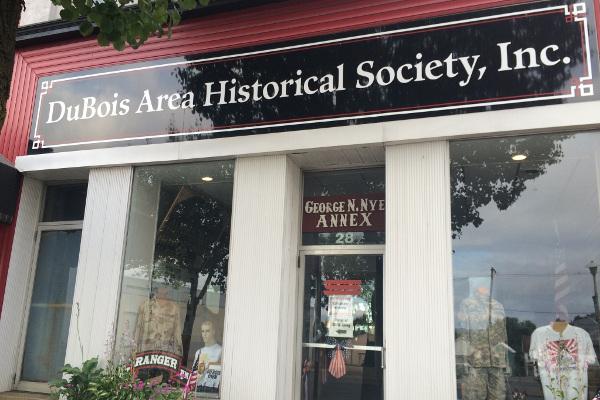 DuBois Historical Society