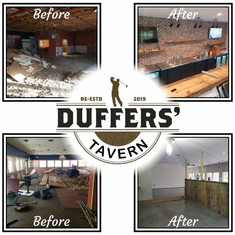 Duffers Update