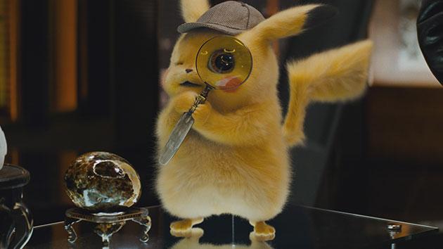 """Pokémon Detective Pikachu""; Warner Bros. Pictures"