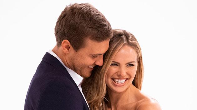 Peter and Hannah Brown; ABC/John Fleenor