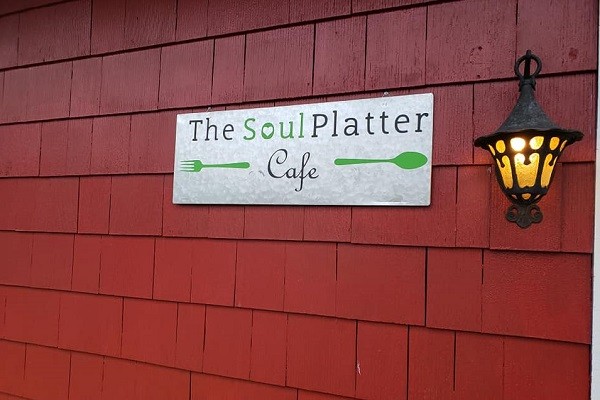 Soul Platter Cafe uses local produce for non-profit cafe - Connect