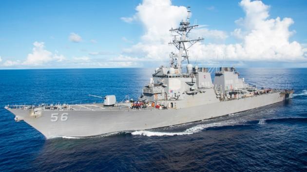 U.S. Navy photo by Mass Communication Specialist Seaman Apprentice Gavin Shields