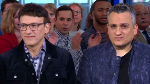 L-R Anthony Russo, Joe Russo/ABC