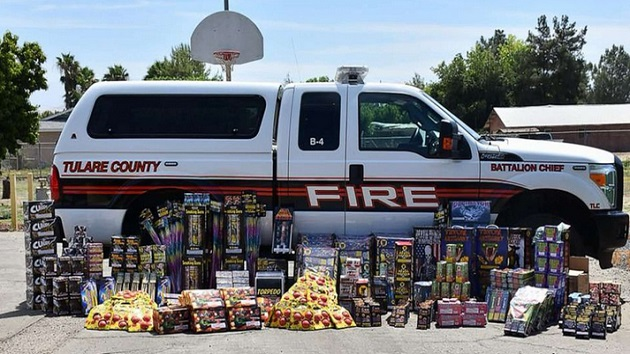 Tulare County Fire Department