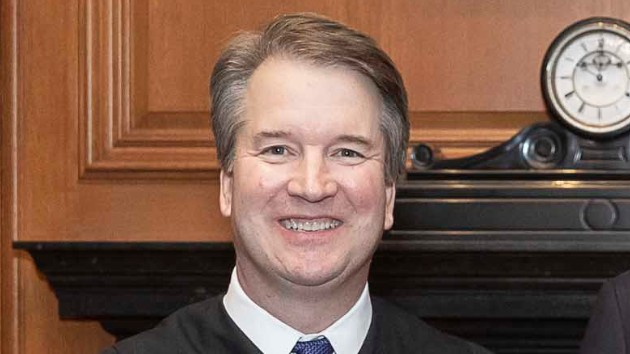 Supreme Court Justice Brett Kavanaugh faces another sexual misconduct allegation