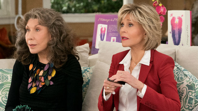 Grace and Frankie' will wrap after seven seasons as