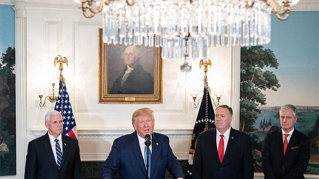 Trump calls for whistleblower's unmasking