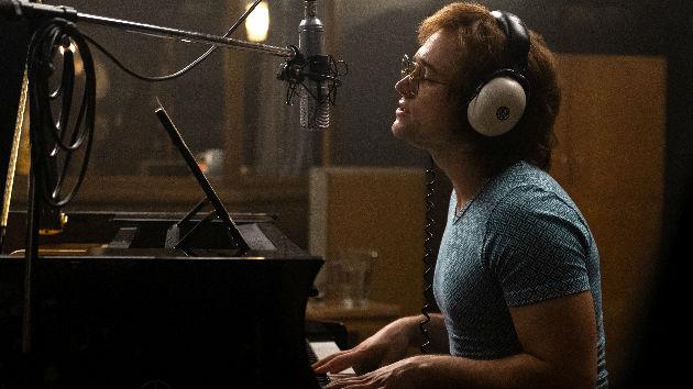 Taron Egerton as Elton John - Paramount Pictures