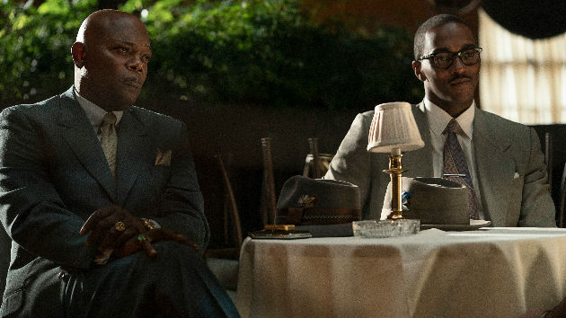Samuel L. Jackson & Anthony Mackie in Trailer for 'The Banker' Film