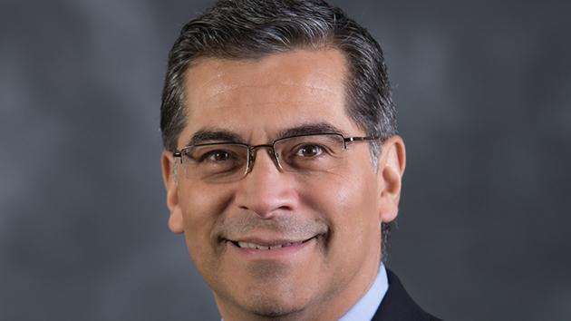 Office of California Attorney General Xavier Becerra