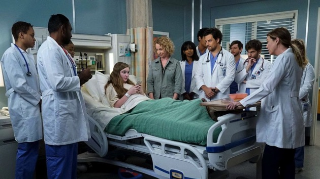 """The fall finale of ABC's """"Grey's Anatomy,"""" aired on Nov. 21, 2019. - Kelsey Mcneal/ABC"""