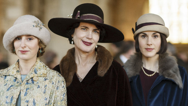 """""""Downton Abbey"""" - Courtesy of © Carnival Film and Television Limited for MASTERPIECE"""