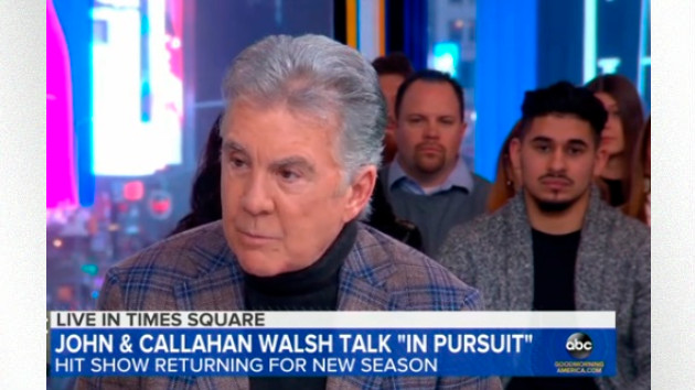 No Bad Guy Is Safe When John Walsh And Son Callahan Are In Pursuit Connect Fm Local News Radio Dubois Pa Bill callahan (football coach), american football coach. john walsh and son callahan