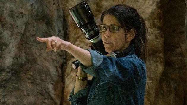 """Wonder Woman"" director Patty Jenkins - © 2017 WARNER BROS. ENTERTAINMENT INC. AND RATPAC ENTERTAINMENT, LLC"