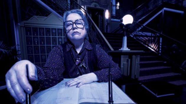 """Kathy Bates in """"AHS: Hotel"""" -- Frank Ockenfels/FX"""