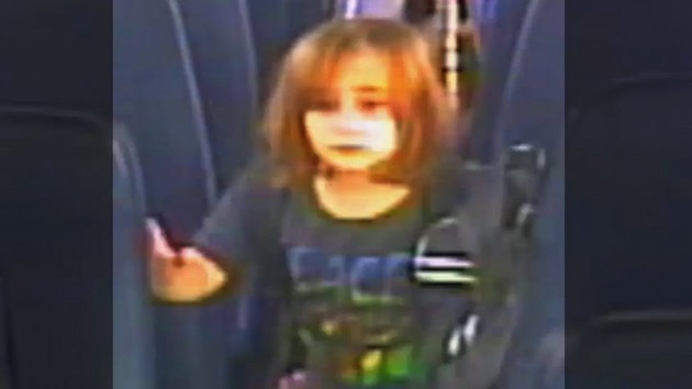 Missing 6-year-old Faye Swetnik is seen in this video released by the city of Cayce as she got off her school bus Feb. 10, 2020. Missing 6-year-old Faye Swetnik is seen in this video released by the city of Cayce as she got off her school bus Feb. 10, 2020. - (City of Cayce)