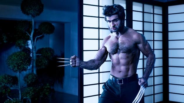 Kumail as Wolverine/Men's Health