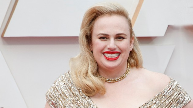 Rebel Wilson reveals her goal weight while undergoing