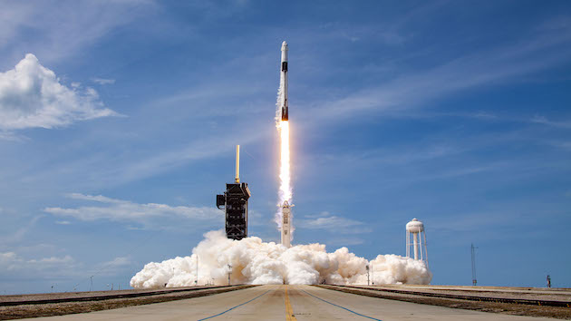 SpaceX via Getty Images