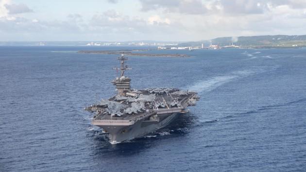 U.S. Navy photo by Mass Communication Specialist Seaman Kaylianna Genier/Released