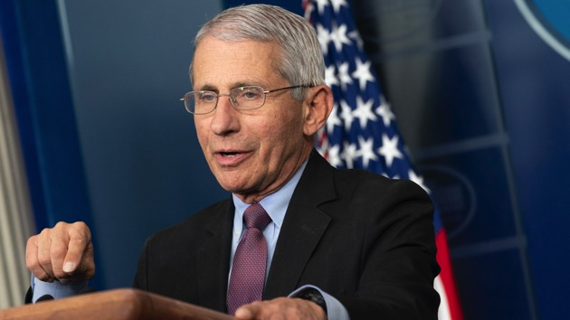 Fauci voices support for World Health Organization after Trump terminates USA relationship