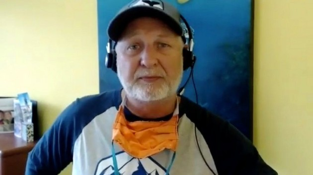 UnCruise Adventures CEO Captain Dan Blanchard. (ABC News)