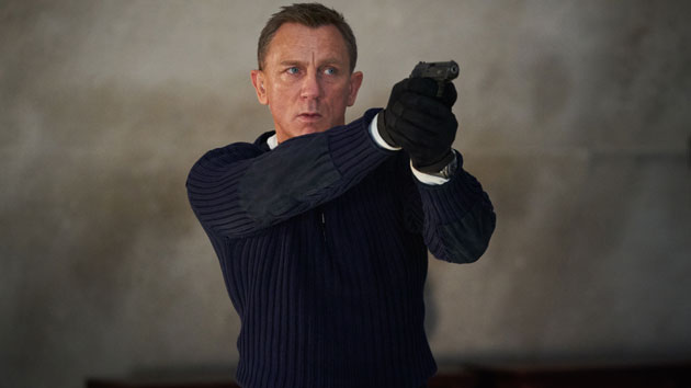 Watch the brand new James Bond 'No Time To Die' trailer