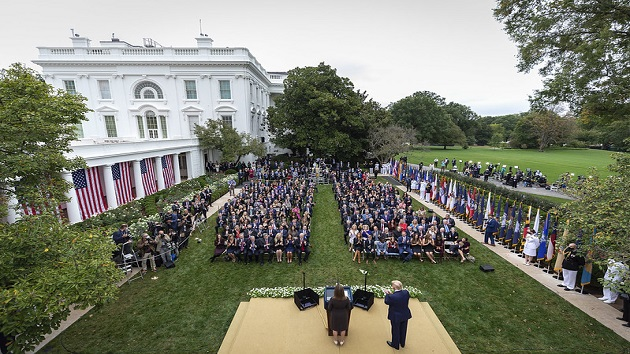 Official White House Photo by Amy Rossetti