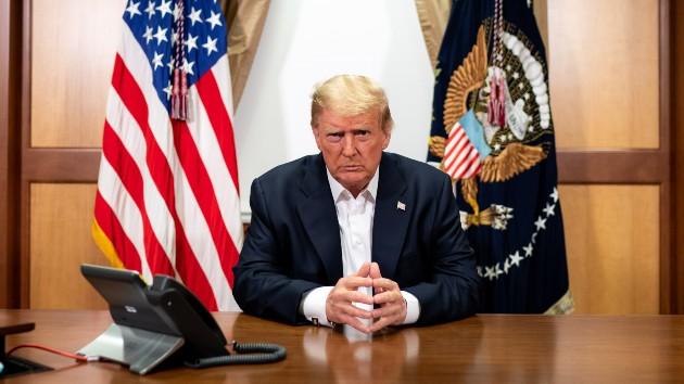 Tia Dufour/The White House via Getty Images