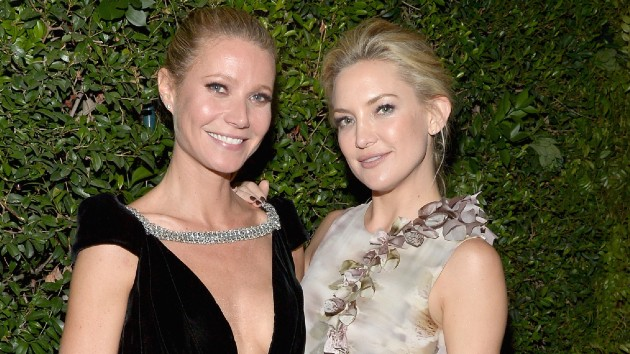 Gwyneth Paltrow, Kate Hudson reveal worst on-screen kisses