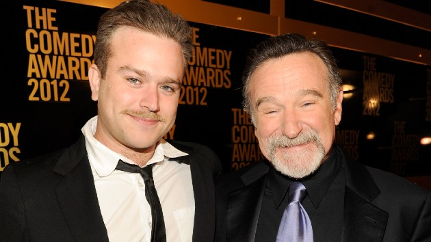 Robin Williams' son Zak got married on World Mental Health Day