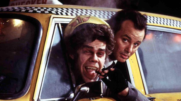 """""""Scrooged"""" - FilmPublicityArchive/United Archives via Getty Images"""